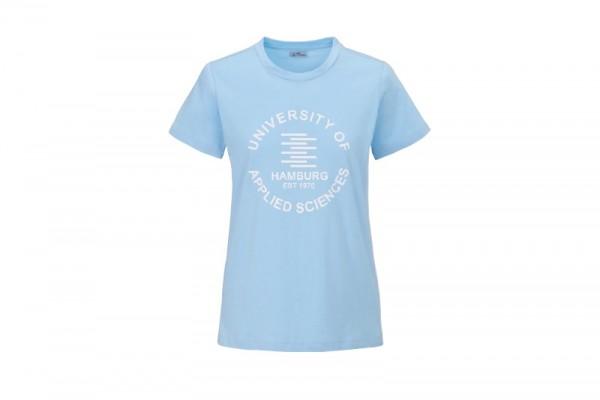 Damen T-Shirt mit Rundhals